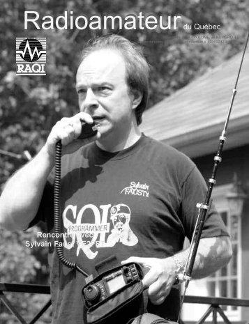 novembre - Radio Amateur du Québec