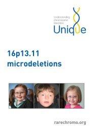 16p13.11 microdeletions - Unique - The Rare Chromosome ...