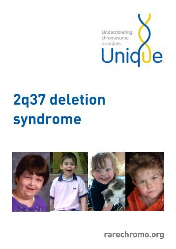 2q37 deletion syndrome prevalence of adhd
