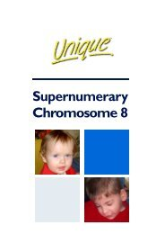Supernumerary chromosome 8 FTNW.pub - Unique - The Rare ...