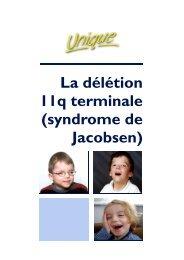 (La d\351l\351tion 11q terminale \(syndrome de Jacobsen\) FTNW ...