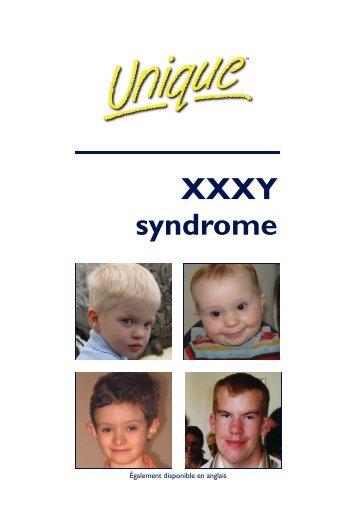 XXXY syndrome FTNW French - Unique - The Rare Chromosome ...