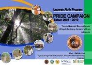 Taman Nasional Gunung Leuser Wilayah Besitang ... - RarePlanet