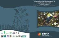Plan de Conservación y Manejo Tucán Pechigris - Carder