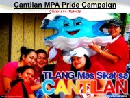 Cantilan MPA Pride Campaign - RarePlanet