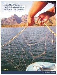 Guía Práctica para Cooperativas Pesqueras - Niparajá