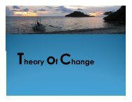 Simplified Campaign Theory of Change - RarePlanet