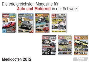 Die erfolgreichsten Magazine für Auto und ... - Auto-Illustrierte