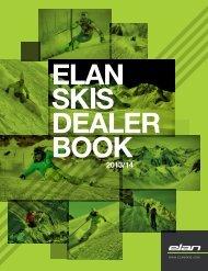 ELAN SKIS DEALER BOOK 2013/2014 - Rasc.ru