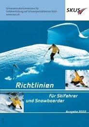 Richtlinien - Rasch.ch