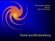 Krank durcherdstrahlung - Ever - Dr. med. Jürg Eichhorn