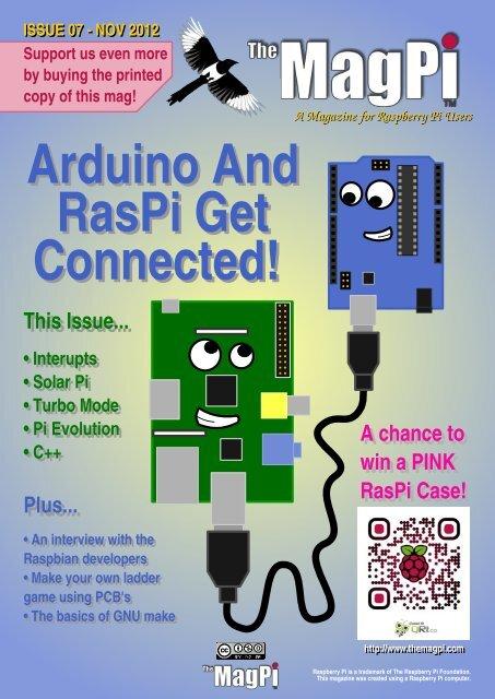 The MagPi issue 7 pdf - Finalart