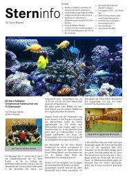 2012_02_15 Sterninfo - SG Stern Rastatt