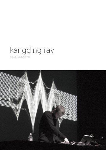 kangding ray - Raster-Noton