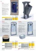 Abfallbehälter und Ascher - Rasti.EU - Seite 7