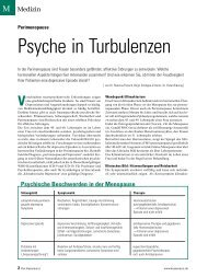 Psyche in Turbulenzen - ratgeber-fitness.de
