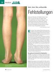 Fehlstellungen - ratgeber-fitness.de