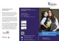 Option Hochschule – Vortragsreihe - Gleichstellungsprojekte an ...