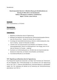 Beschlussprotokoll der dritten öffentlichen Beirätekonferenz am 6 ...