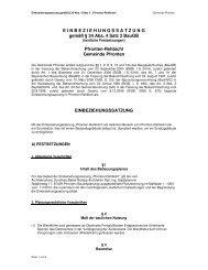 Satzung 1.3.2012 - Rathaus Pfronten