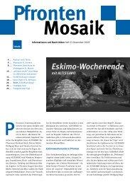 Eskimo-Wochenende - Rathaus Pfronten