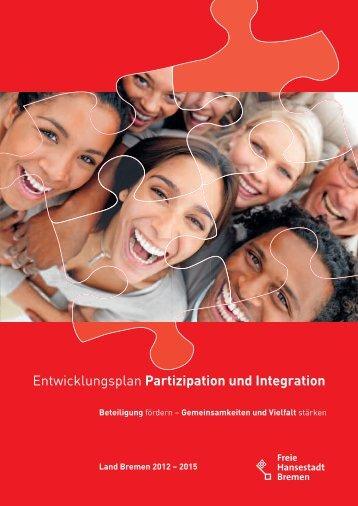 Entwicklungsplan Partizipation und Integration - Senatskanzlei ...