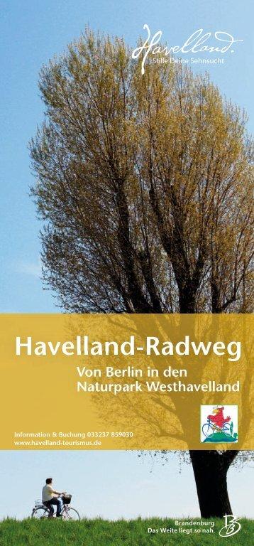 Havelland-Radweg - Kaiserbahnhof Rathenow