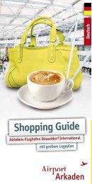 Shopping Guide Travel Guid - Shops & Restaurants