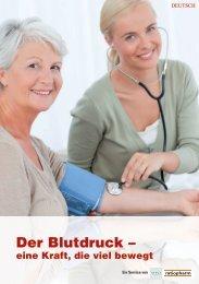 Der Blutdruck – - Ratiopharm