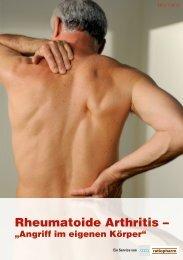 Rheumatoide Arthritis – - Ratiopharm