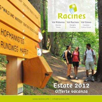 Racine Racines Racines Racines - Ratschings