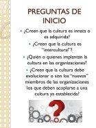 LA CULTURA ORGANIZACIONAL - Page 2