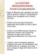LA CULTURA ORGANIZACIONAL - Page 4