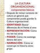 LA CULTURA ORGANIZACIONAL - Page 6