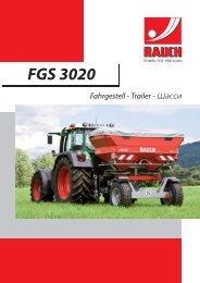 FGS 3020 - Rauch