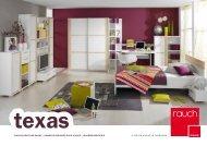 a clever choice in furniture Junior furniture ranGe ... - Rauch M