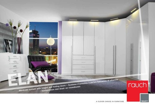 Elan A Wardrobe With Sys