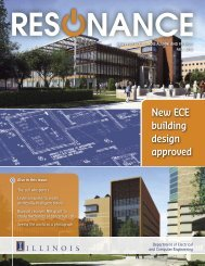 New ECE building design approved - Department of Electrical and ...