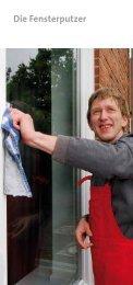 Die Fensterputzer (84 KB ) - Das Rauhe Haus
