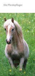 Die Pferdepfleger (Flyer 84 KB ) - Das Rauhe Haus