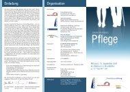 Organisation Einladung - Institut Raum & Energie