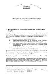 """Stadt-Umland-Kooperation """"Elmshorn und Nachbargemeinden"""""""