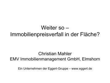 Christian Mahler EMV Immobilienmanagement GmbH, Elmshorn