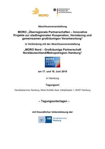 MORO - Institut Raum & Energie