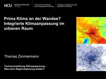 Präsentation - Institut Raum & Energie