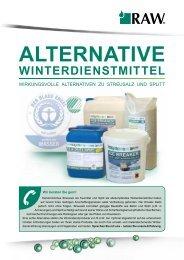 WInTERDIEnSTMITTEL - RAW Handel und Beratungs GmbH