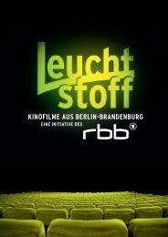 Presseheft (02/2013) als Download - RBB