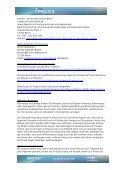 1 Redaktion rbb PRAXIS Masurenallee 8-14, 14057 Berlin Ein ... - Page 3