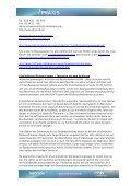 1 Redaktion rbb PRAXIS Masurenallee 8-14, 14057 Berlin Ein ... - Page 5