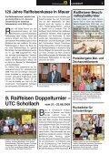 zuverlässig – individuell – kompetent - Raiffeisenbank Region Mank - Page 7